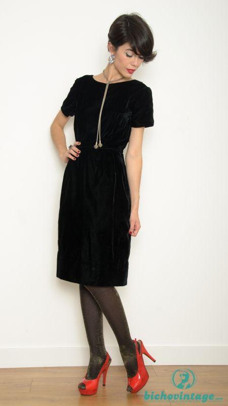 Vestidos de mujer de terciopelo eBay