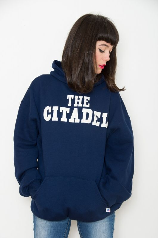 Sudadera Vintage 90s The Citadel Oversize - 2