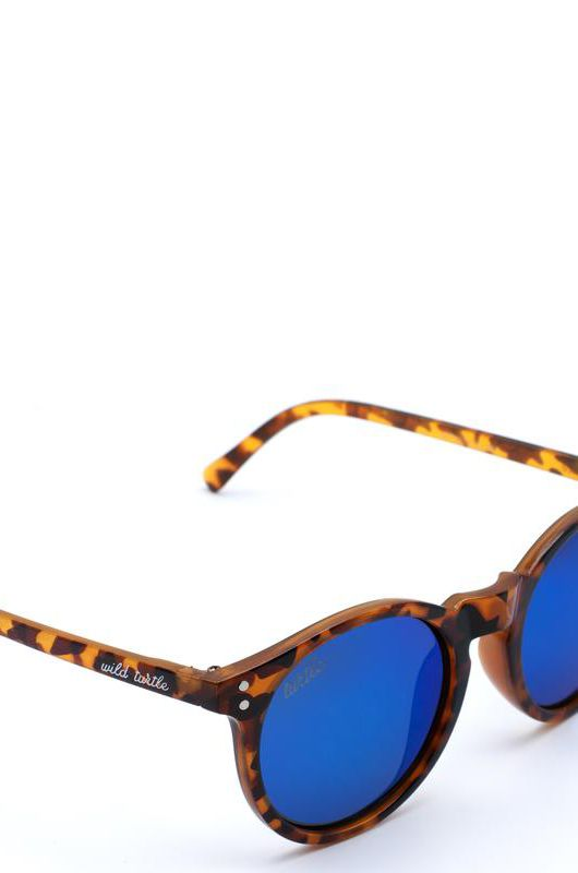 Gafas de sol Wild Turtle Carey Blue - 3