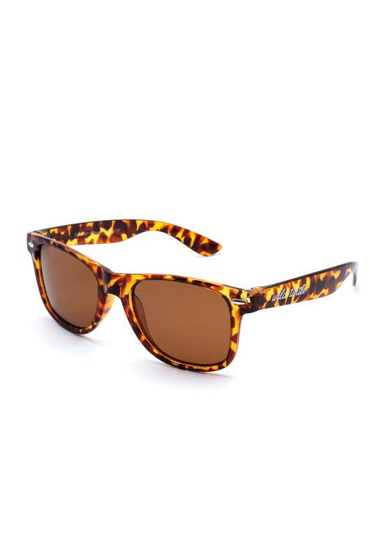 Gafas de sol Wild Turtle Carey Brown Classic - 2