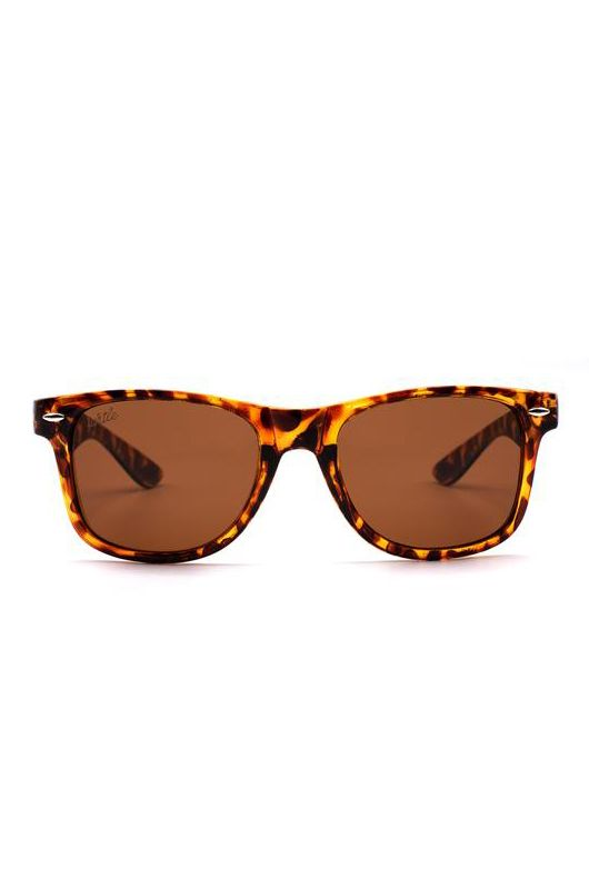 Gafas de sol Wild Turtle Carey Brown Classic - 1