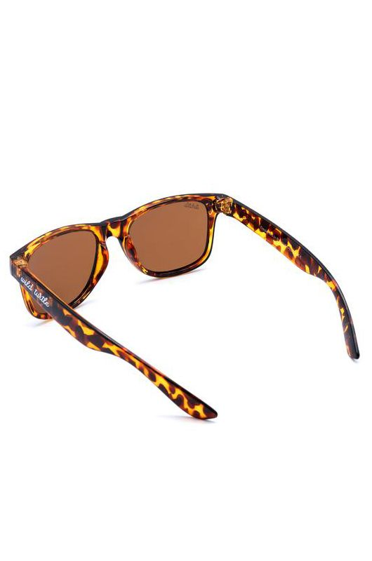 Gafas de sol Wild Turtle Carey Brown Classic - 5