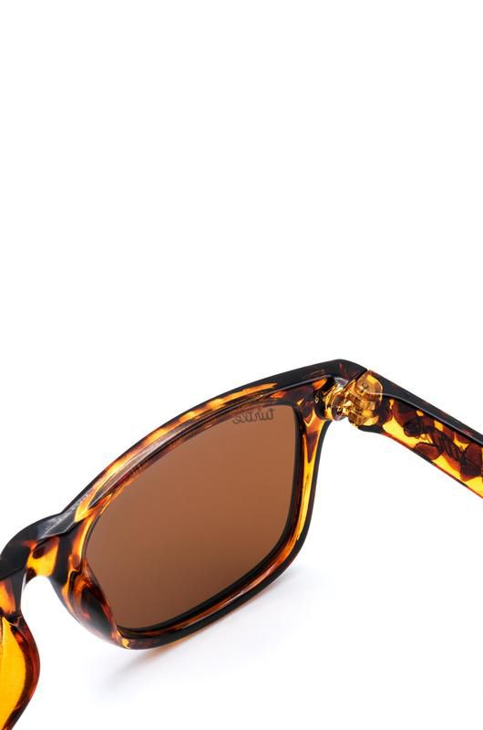 Gafas de sol Wild Turtle Carey Brown Classic - 4