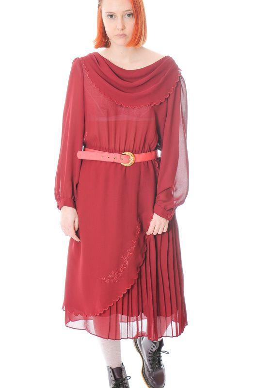e38990992a4 Vintage Dresses - Bichovintage - Online vintage and retro clothing store
