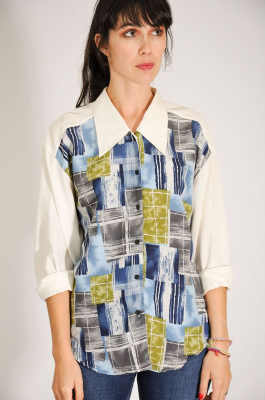 Camisa Xo Collections Arousa Talla M - 4