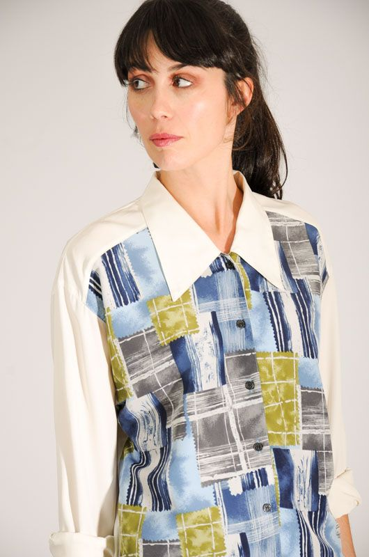 Camisa Xo Collections Arousa Talla M - 2