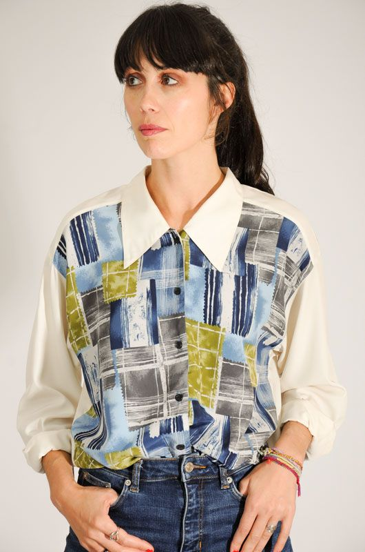 Camisa Xo Collections Arousa Talla M - 1