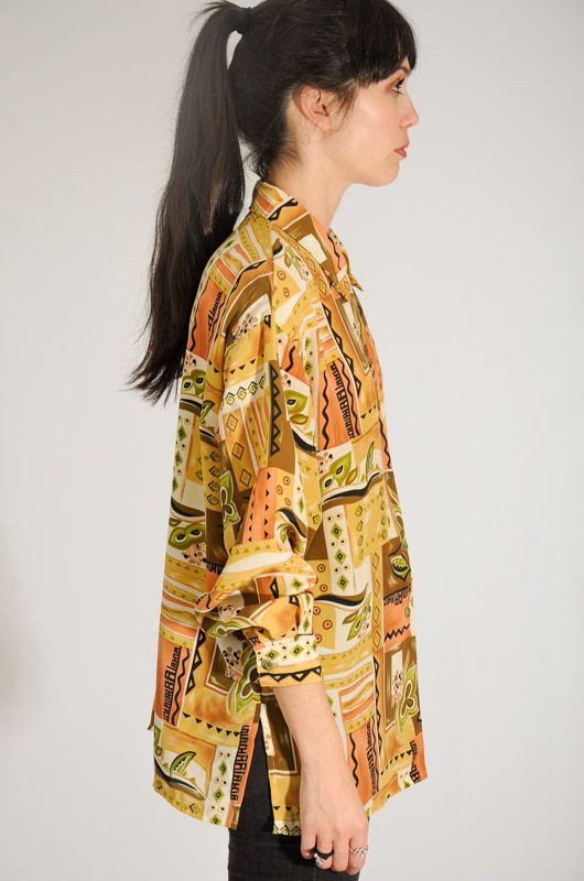 Xo Collections Maruxa Shirt Size L - 4