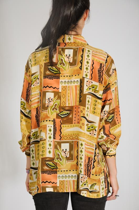 Xo Collections Maruxa Shirt Size L - 5