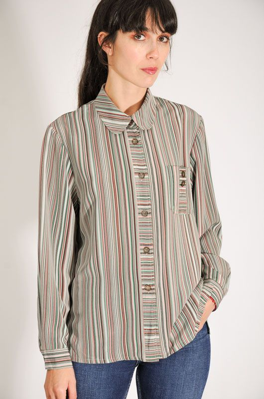 Camisa Xo Collections Felicia Talla M - L - 3