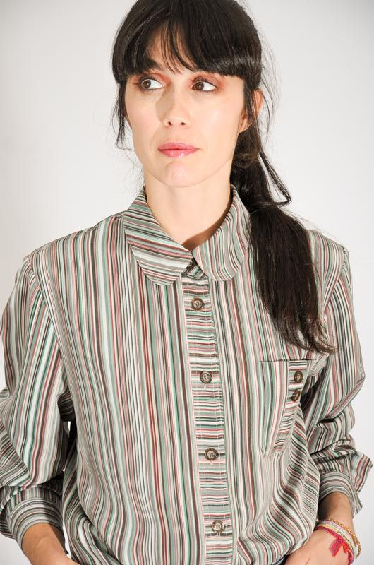 Camisa Xo Collections Felicia Talla M - L - 2